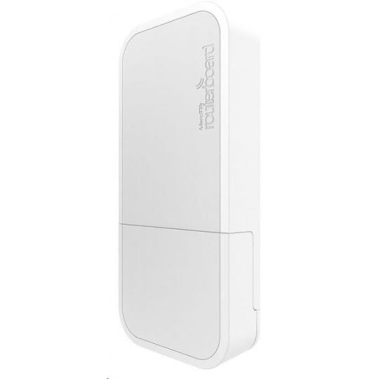 MikroTik wAP 60Gx3 AP, RBwAPG-60ad-SA, 60GHz, L4, Access Point, až 8 klientů
