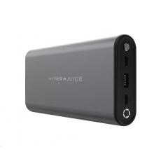 HyperJuice 130W duální USB-C powerbanka, Space Gray