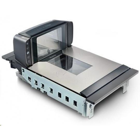 Datalogic Magellan 9300i, 2D, RS232, multi-IF, adaptive scale, kit (USB)
