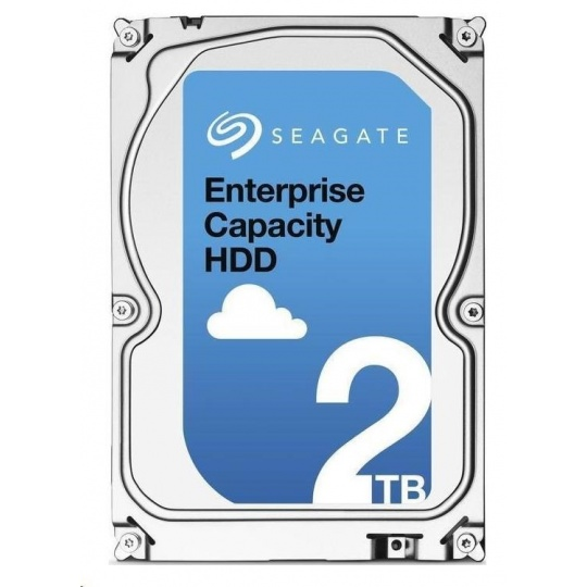 "SEAGATE HDD EXOS 7E2 3,5"" - 2TB, SATAIII, ST2000NM0008"