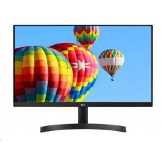 "LG MT IPS LCD LED 23,8""  24MK600M - IPS panel, 1920x1080, 250cd, 5ms, D-Sub, 2xHDMI"