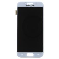 Samsung Galaxy A3 2017 (A320) - výměna LCD displeje (modrý)