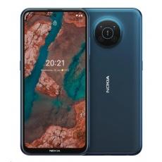 Nokia X20 5G, Dual SIM, 6/128 GB, modrá
