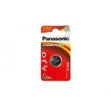 PANASONIC Lithiová baterie (knoflíková) CR-2025EL/1B  3V (Blistr 1ks)