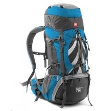 Naturehike expediční batoh 70+5l - modrý