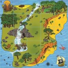 TT - Bee-Bot podložka Ostrov