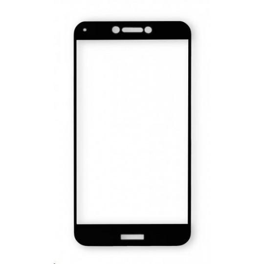 Aligator ochrana displeje Glass Print pro Xiaomi Redmi 7, celoplošné lepení, černá
