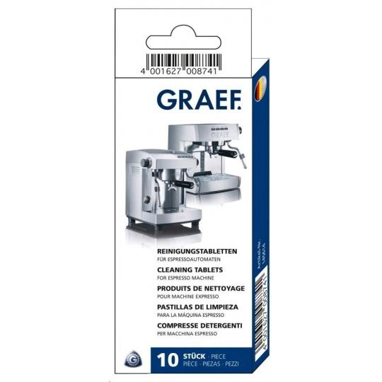 GRAEF 145614 odvápňovací tablety