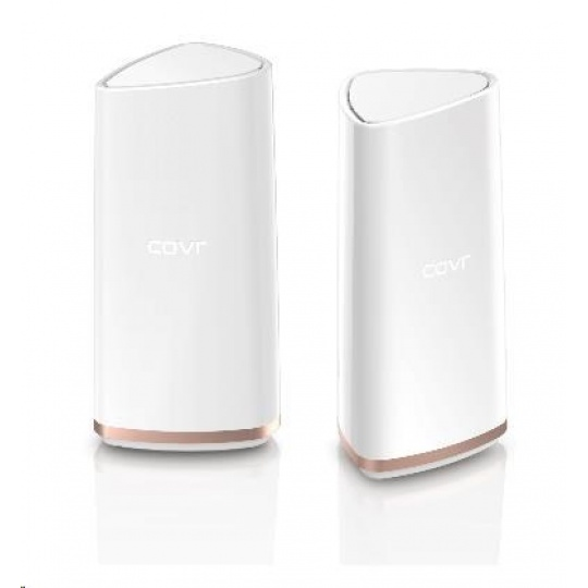 D-Link COVR-2202 Wireless AC2200 Tri-Band Whole Home Mesh Wi-Fi System (2-Pack)