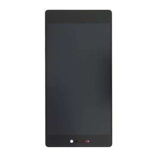Huawei P8 Lite - výměna LCD displeje včetně dotykového skla s rámem