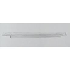 Přítlačné pravítko pro řezačku KW 1500 (3026)