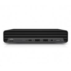 Bazar-HP ProDesk 400G6 DM i3-10100T, 8GB,SSD 256GB M.2 NVMe,Intel HD DisplayPort+HDMI, 65W, rámeček na 2.5 disk,Win10Pro