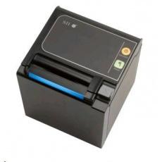Seiko pokladní tiskárna RP-E10, řezačka, Horní výstup, serial, černá