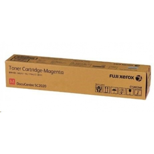 Xerox Magenta Toner Cartridge pro DocuCentre SC2020 (3000 str.)