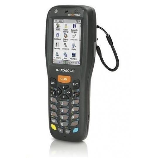 Datalogic Memor X3, 2D, Area Imager, USB, RS232, BT, Wi-Fi, num.