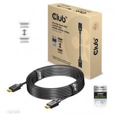 Club3D HDMI kabel, 4K120Hz 8K60Hz 48Gbps M/M 5m/16.4ft