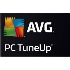 _Nová Licence AVG PC TuneUp ZAKL. EDICE 5 lic. (24 měs.) SN Email ESD