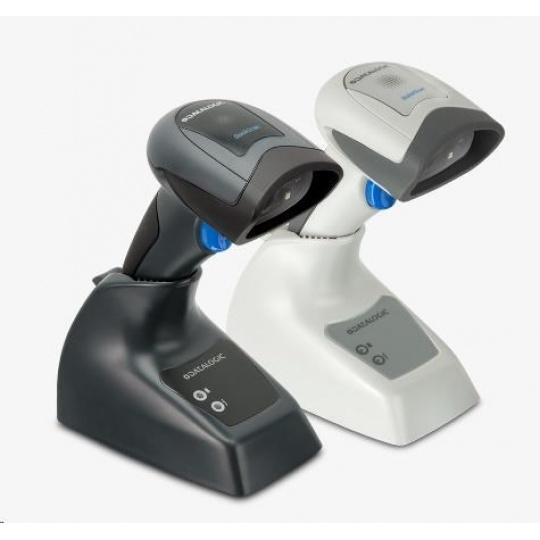 Datalogic QuickScan I QBT2131, BT, 1D, BT, multi-IF, bílá