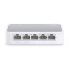 TP-Link TL-SF1005D [5portový stolní switch 10/100 Mbit/s]