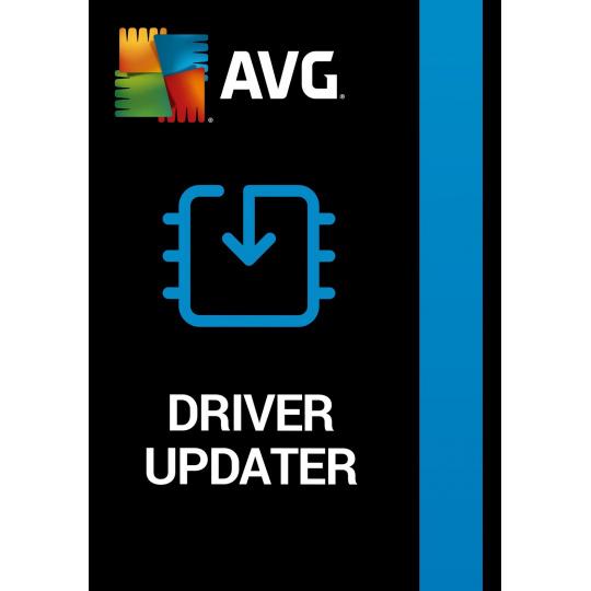 _Nová AVG Driver Updater - 3 zařízení na 12 měsíců ESD