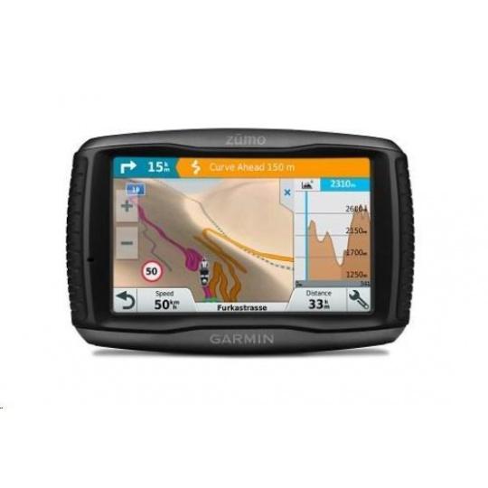 Garmin GPS navigace Zumo 595 Lifetime Europe45 Travel