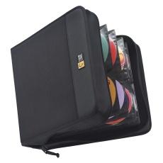 Case Logic pouzdro CDW208 pro CD / DVD, kapacita 224 disků, černá