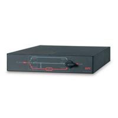 APC Service Bypass Panel- 100-240V,30A, BBM,Hardwire Input/Output