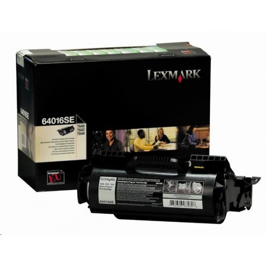 LEXMARK toner BLACK 58D2X0E return MS72x/MS82x/MX72x/MX82x 35000str. corporate