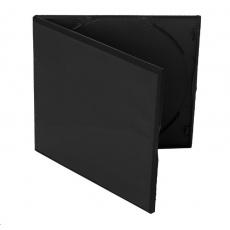 COVER IT Krabička na 1 VCD 5,2mm slim černý 10ks/bal