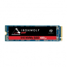 SEAGATE SSD 480GB IronWolf 510, M.2 PCIe Gen3 ×4, NVMe 1.3