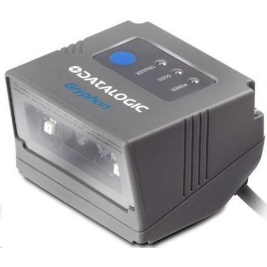 Datalogic Gryphon GFE4400, 2D, kit (RS232)