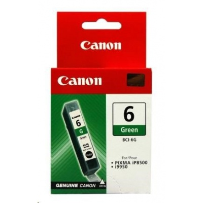 Canon BJ CARTRIDGE green BCI-6G (BCI6G)