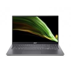 """ACER NTB Swift X (SFX16-51G-712W) - 16.1"""" FHD IPS SlimBezel,16GB,1TBSSD,NVIDIA® GeForce RTX™ 3050Ti,W11H,Šedá"""