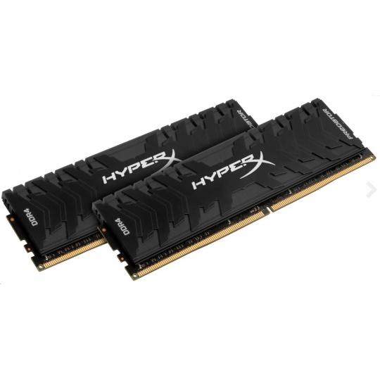 DIMM DDR4 16GB 3600MHz CL17 (Kit of 2) XMP KINGSTON HyperX Predator