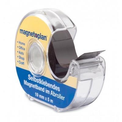 Páska magnetická Magnetoplan 5 m x 19 mm, samolepící