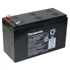 Baterie - Panasonic UP-VW1245P1 (12V/45W/čl. - Faston 250), životnost 6-9 let