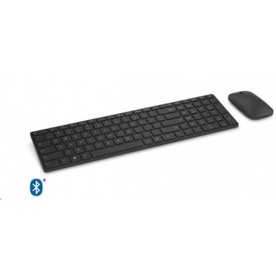 Microsoft set Designer Bluetooth Desktop CS/SK