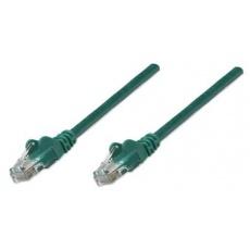 Intellinet Patch kabel Cat6 UTP 2m zelený