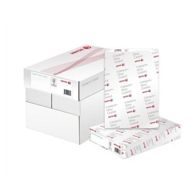 Xerox Papír Colotech+ GLOSS 170 A3 (170g/400 listů, A3) - oboustranně natíraný - roztrzeny papirovy obal