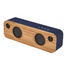 MARLEY Get Together Mini BT - Denim, přenosný audio systém s Bluetooth