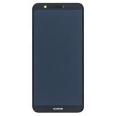 Huawei P Smart- výměna LCD displeje včetně dotykového skla s rámem ORIGINÁL