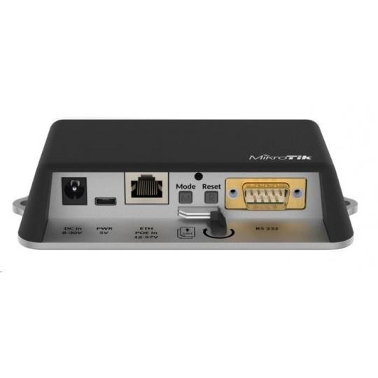 MikroTik RouterBOARD RB912R-2nD-LTm s R11e-LTE, LtAP mini 4G kit