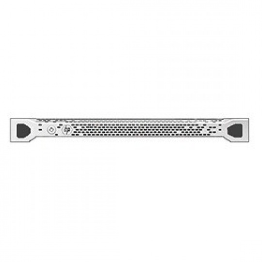 HP 1U Security Bezel Gen8 Kit