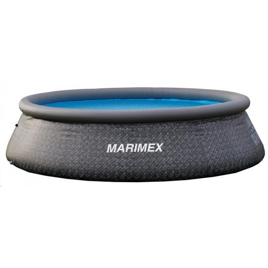 Marimex Bazén Tampa 3,66x0,91 m bez filtrace - motiv RATAN