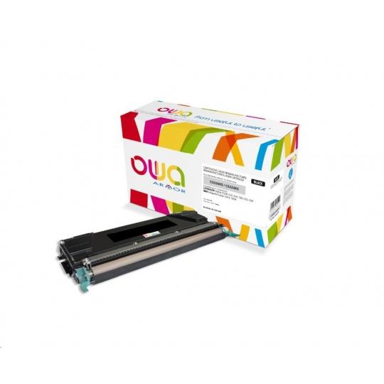 OWA Armor toner pro IBM Infoprint Color 1614, 1634, 4000 Stran, 39V0302, černá/black
