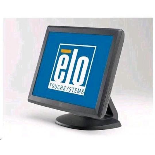"""ELO dotykový monitor1715L 17"""" IT (SAW) Single-touch USB/RS232  rámeček VGA Gray"""