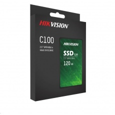 "HIKVISION SSD C100, 2.5"" SATA 6Gb/s, R550/W420, 120GB"