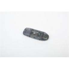 GEMBIRD Čtečka karet mini ALL IN 1, USB