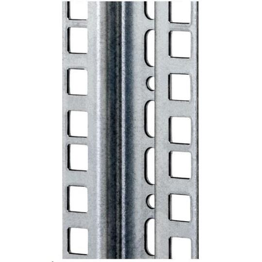TRITON Středová vertikální lišta 45U