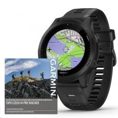 Garmin GPS sportovní hodinky Forerunner 945 PRO Black